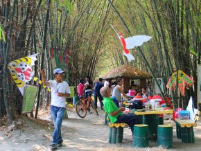 Lubao Bamboo Hub and Eco-Park in Pampanga: A Tourist Hideaway