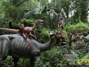 Dinosaur Island and Insectlandia: An Animatronics Theme Park In Mabalacat, Pampanga