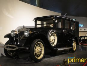 Presidential Car Museum in Quezon City Will Take You Back in Time