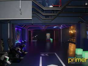 The Garage at City of Dreams Manila: The Newest VR Zone and Food Park in the Philippines