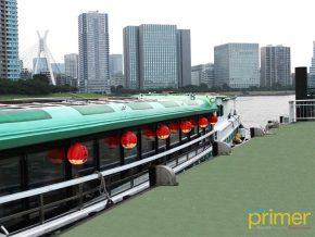 Yakatabune Amitatsu: Unique Way of Dining and Touring Around Tokyo