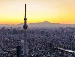 TOKYO SKYTREE℠: An Unconventional Match for the City
