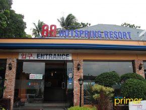 88 Hot Spring Resort in Calamba, Laguna Guarantees Ideal Getaway For Everyone