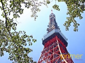 JAPAN TRAVEL: Tokyo Tower in Minato, Tokyo — A Classic Icon of Japan's Capital