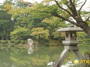 JAPAN TRAVEL: Kenroku Garden in Ishikawa Prefecture