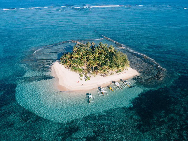 SIARGAO TRAVEL: Daku, Guyam, and Naked Island Among Most Sought-After  Islands in the Philippines | Best Beaches In The Philippines
