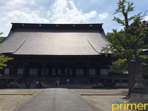 JAPAN TRAVEL: Inami Town in Toyama Prefecture