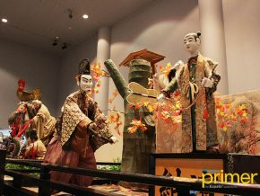 JAPAN TRAVEL: Parade Float Exhibition Hall in Aomori Prefecture