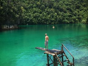 SIARGAO TRAVEL: Sugba Lagoon in Del Carmen is the Island's Go-to Paddle Boarding Spot