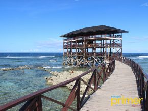 SIARGAO TRAVEL: Cloud 9 in General Luna Is Where You Can Catch the Best Waves