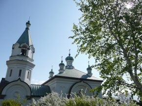 JAPAN TRAVEL: Hakodate Orthodox Church