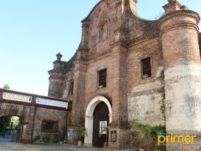 ILOCOS SUR TRAVEL: Santa Maria Church Manifests UNESCO World Heritage Baroque Ensemble