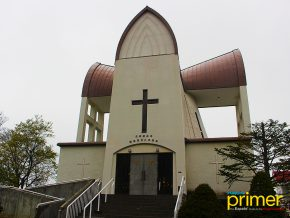 JAPAN TRAVEL: Hakodate St. John's Church