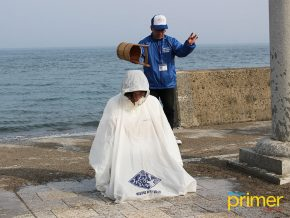 JAPAN TRAVEL: Experience Cold Water Purification Ritual at Misogi Beach in Kikonai