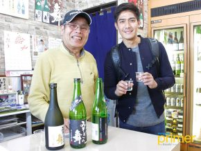 JAPAN TRAVEL: Higashide Liquor Store is Where You Can Drink Rare Japanese Sake!