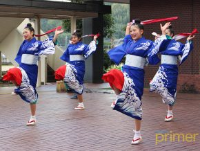 JAPAN TRAVEL: Haiya Dance, A Summer Festival Performance in Kumamoto