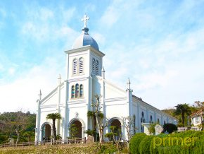 JAPAN TRAVEL: Oe Church, the Oldest Catholic Church in Amakusa