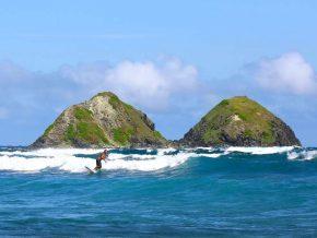 Dos Hermanos Islands in Pagudpud, Ilocos Norte Is An Enchanting Natural Wonder of Blue Lagoon