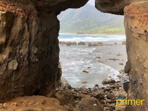 Bantay Abot Cave in Baloi, Ilocos Norte: Formed out of Nature's Wrath and Grace