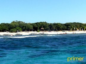 Balicasag Island in Panglao is One of Bohol's Best Snorkeling and Diving Spots