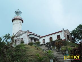 ILOCOS NORTE TRAVEL: Cape Bojeador Lighthouse Manifests a Tale of the Spanish Colonial Period