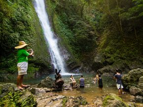 Kabigan Falls in Baloi, Ilocos Norte: A Canvas of Trails, Mountains, and Streams