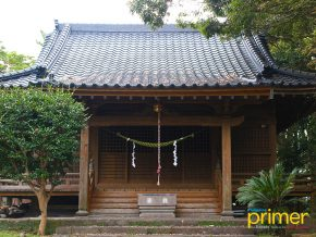JAPAN TRAVEL: Tokumitsu Shrine, A Historical Landmark in Kagoshima