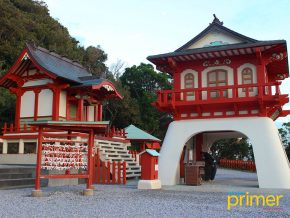JAPAN TRAVEL: Ryugu Shrine, A Matchmaking Spot in Kagoshima