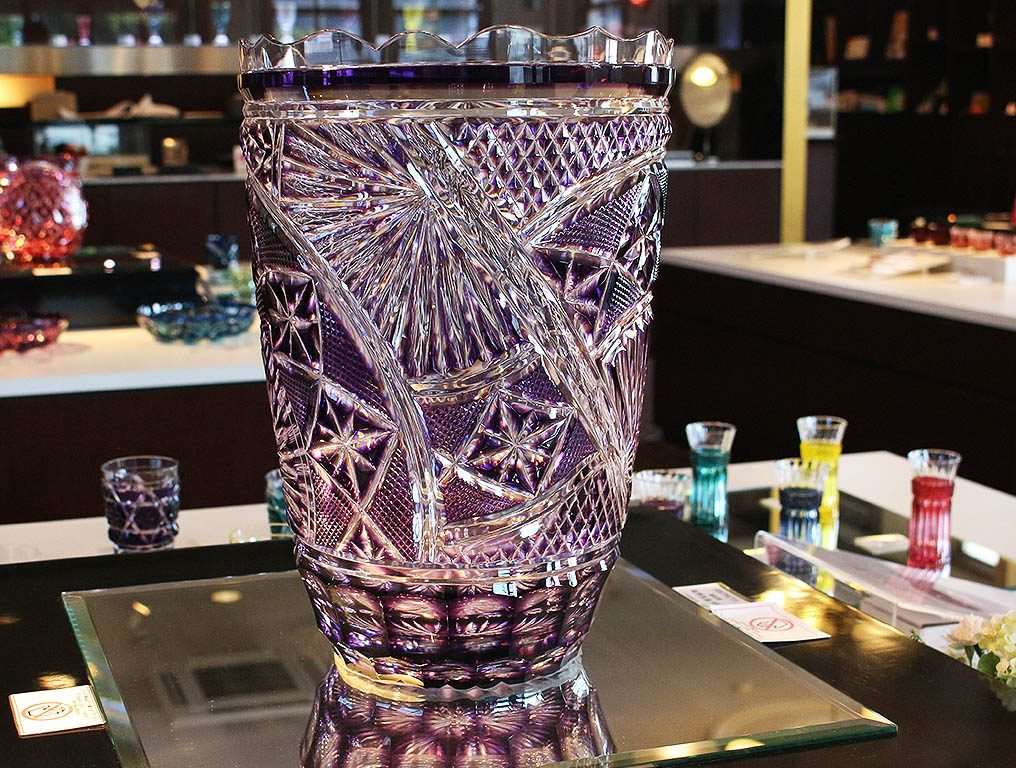 Japan Travel Satsuma Kiriko Glassworks Features The Art Of Glass Making In Kagoshima Philippine Primer