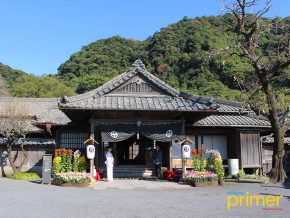 JAPAN TRAVEL: The House at Sengan Garden, a Tour Inside Shimadzu Clan's Residence