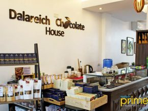 Dalareich Chocolate House in Tagbilaran City is Bohol's First Chocolate Factory