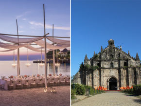 10 Romantic Wedding Destinations in the Philippines