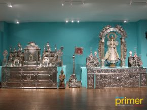 Museo de Intramuros Exhibits 400 Years of Filipino Religious Craftsmanship