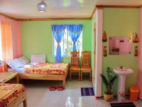 Banaue Evergreen: A Roadside Hostel and Restaurant Amid Scenic Rice Terrace