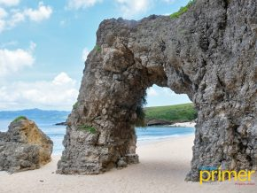 Morong Beach and Ahaw Arch in Sabtang, Batanes: Captivating the Origins of the Island