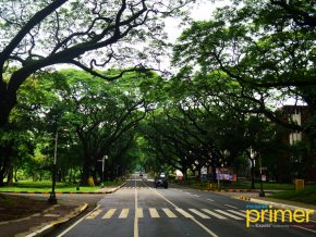 UP Academic Oval: The Heart of UP Diliman