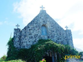Mt. Carmel Chapel in Basco, Batanes: A Stone-Made Church Sitting on Top of the Hill