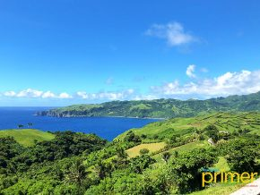 PAGASA Tukon Radar Station in Basco, Batanes: A 360-Degree View of Batan Island