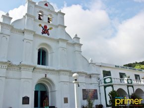San Carlos Borromeo Church in Mahatao, Batanes: Home to Batanes Blank Book Archive