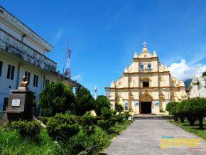 Sto. Domingo Church in Basco, Batanes: The Island's First Historic Catholic Church