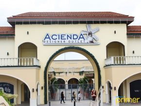 Acienda Designer Outlet in Cavite Offers Discounted Upscale Fashion Items All Year Long