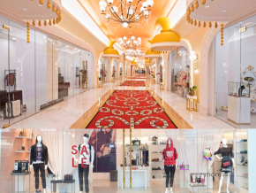 Retail Boulevard & Crystal Corridor in Okada Manila: A Shopping Oasis of the World's Top Luxury Brands