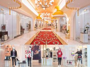 Retail Boulevard & Crystal Corridor in Okada Manila: A Shopping Oasis of the World's Top Luxury Brands