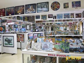Puzzle Mansion in Tagaytay Showcases Thousands of Impressive Puzzle Masterpieces