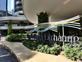 Ayala North Exchange in Makati: Office, Hotel, and Retail in One Space
