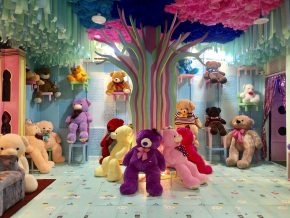 Bearseum in Tagaytay: Bringing Bear-Filled Happiness and Relaxation to Everyone