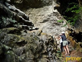 Ugong Rock Adventures in Puerto Princesa Mixes Calm and Exhilaration Upon Its Climb and Trip Down