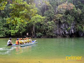 Explore the Underground River in Puerto Princesa, A Wonder of Nature