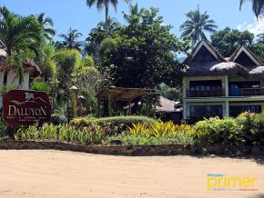 Daluyon Beach and Mountain Resort: Green Accommodation at Puerto Princesa