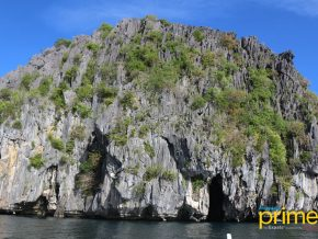 El Nido Island Hopping Tour B: Limestone Caves and Unspoiled Beaches